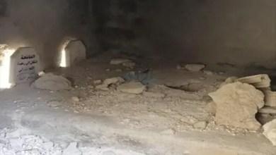 Photo of الأردن : نبش قبر إمام أسبق للحرمين و مفتي بلاد الشام بحثاً عن الكنوز !