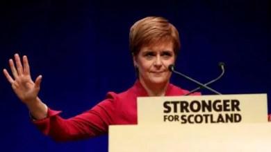 Photo of رئيسة الوزراء الاسكتلندية تؤكد أن بلادها مستعدة للانفصال عن المملكة المتحدة ( فيديو )