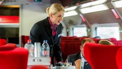 Photo of لماذا تريد منك شركات الطيران أن تسافر بالقطار ؟