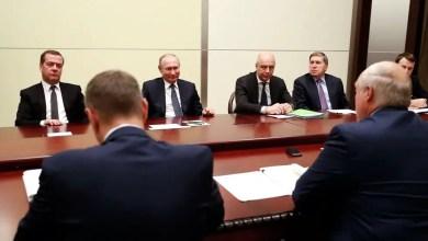 Photo of في سوتشي .. انقطاع الكهرباء خلال اجتماع بوتين بنظيره البيلاروسي !