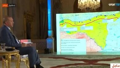 "Photo of قال إن "" نتائج إيجابية تحققت في إدلب "" ! .. أردوغان يتحدث عن المنطقة الآمنة و "" توطين اللاجئين "" في هذه المناطق ( فيديو )"
