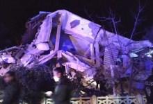 Photo of الكشف عن عدد ضحايا و مصابي زلزال ألازيغ في تركيا
