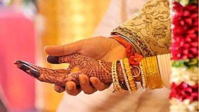 Photo of إلغاء حفل زفاف في الهند بسبب هروب والد العريس مع والدة العروس !