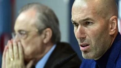 Photo of بيريز يعتزم إقالة زيدان و تعيين مدرب بديل لريـال مدريد