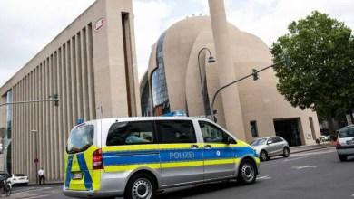 Photo of مساجد في ألمانيا تتلقى رسائل عنصرية خلال العيد