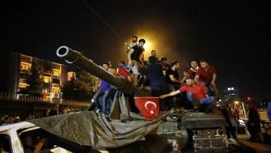 "Photo of صحيفة روسية : "" في تركيا يتحدثون عن محاولة انقلاب جديدة "" !"
