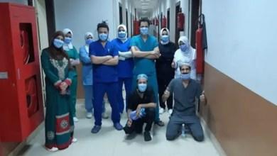 """صورة مصر : استقالات جماعية للأطباء و اتهامات بـ """" إهمال الجيش الأبيض """""""