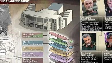 """Photo of """" البيت الزجاجي """" الإيراني في مطار دمشق يتسبب باستياء روسي من بشار الأسد"""