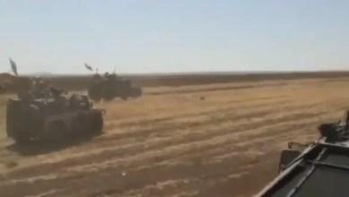 صورة إصابة جنود أمريكيين في احتكاك مع قوات روسية في سوريا ! ( فيديو )