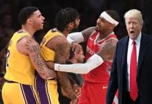 Photo of دونالد ترامب : لاعبي دوري كرة السلة الأمريكي أشرار و أغبياء للغاية !