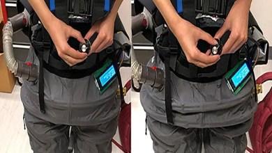 """صورة """" ناسا """" تصنع بدلة الجاذبية للحفاظ على صحة رواد الفضاء"""