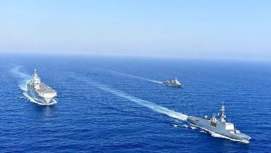 صورة تصاعد التوتر شرق المتوسط مع إعلان تركيا واليونان عن تدريبات عسكرية وألمانيا تتوسط لحل الأزمة