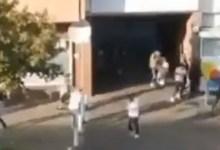 صورة برلين : تأهب للشرطة بعد جريمة شونابيرغ .. و إطلاق نار في أوساط إحدى العشائر ! ( فيديو )