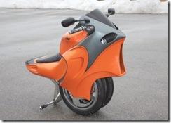 UNOMOTO: Tek tekerlekli motorsiklet