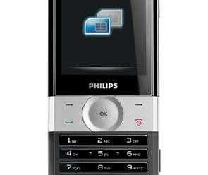 Çift Sim Kartlı Philips Xenium X710 telefon