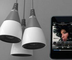 iPod için özel hoparlör