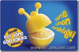 Turkcell Cepte Limon Ferahlığı Abonelik İşlemleri