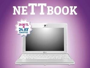 Türk Telekom NeTTbook Kampanyası