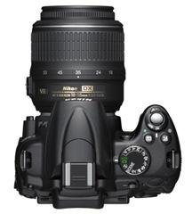Nikon D5000 DSLR Fotoğraf Makinası