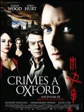 Oxford Cinayetleri Filmi İzle