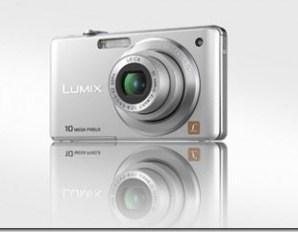 Panasonic Lumix DMC-FS62, FS42 ve FS12 Kamera Modellerini Duyurdu