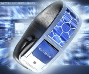 Q-SOUND: Güneş Enerjisi ile Çalışan Kulaklık