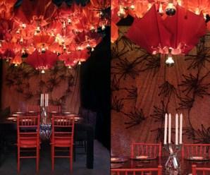 Şemsiye ve Lambanın Birleşimi: Şemsiye Lamba