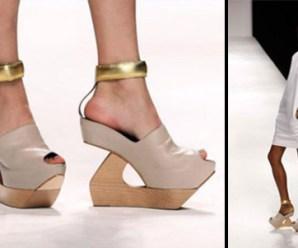 12 Eşsiz ve Yaratıcı Ayakkabı Tasarımı
