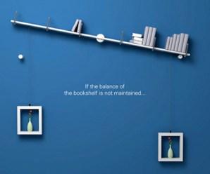 Tasarım: 15 Farklı ve İlginç Kitaplık Tasarımı