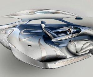 Mercedes-Benz F 125 Konsept