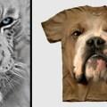 Hayvan Baskılı Tişört Tasarımları