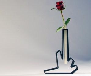 17 Adet Sıradışı vazo tasarımı