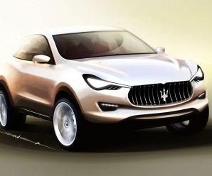 Maserati Kubang Konsept