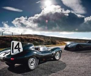 Jaguardan Eskiye Dönüş-D-Type Vision GT