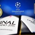 Real Madrid 2016 Şampiyonlar Ligi Şampiyonu