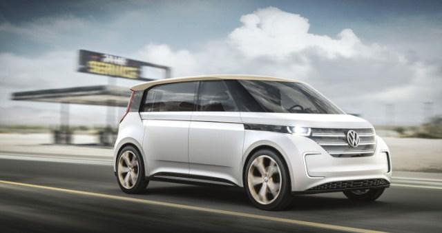 Volkswagen BUDD-e konsept