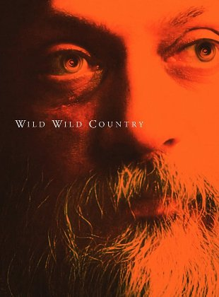 Wild Wild Country Documentary series poster