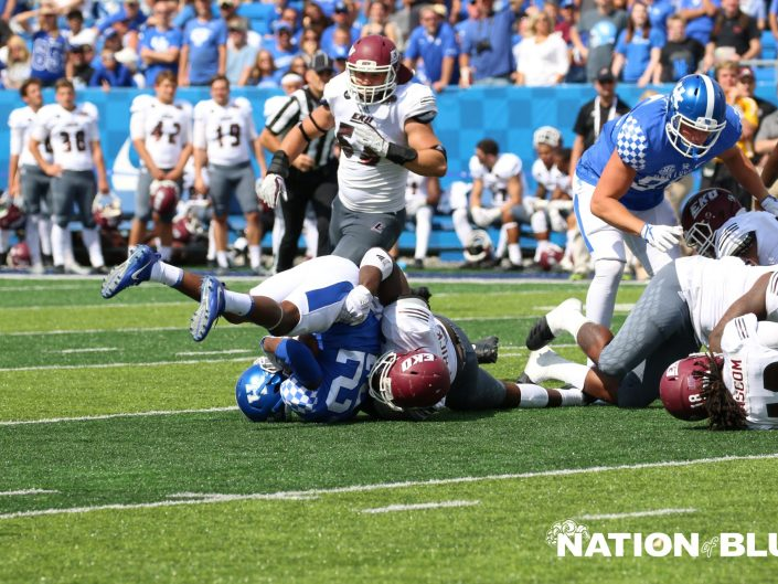 Kentucky vs. Eastern Kentucky