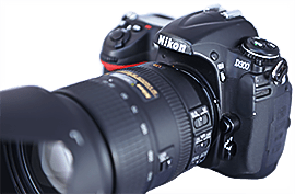 Nikon D300 mit Telezoom 28-300