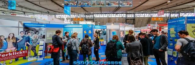 Virtuelle Panorama-Tour auf dem Messestand des ProPK bei der didacta 2014