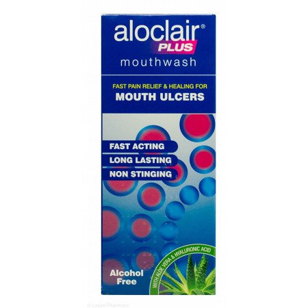 Buy Alcolair plus mouthwash online