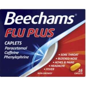 Buy Beechams Flu Plus