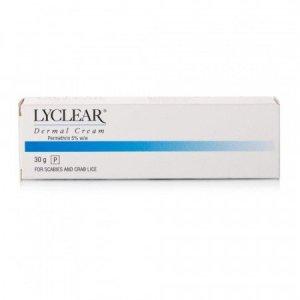 Buy Lyclear Dermal Cream online