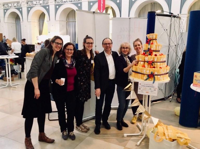 Zum Geburtstag eine nachhaltige Torte - so geht Hamburg