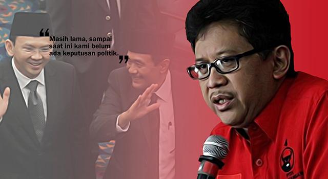 Sekjen Partai Demokrasi Indonesia Perjuangan (PDI-P) Hasto Kristiyanto. (ilustrasi/aktual.com)