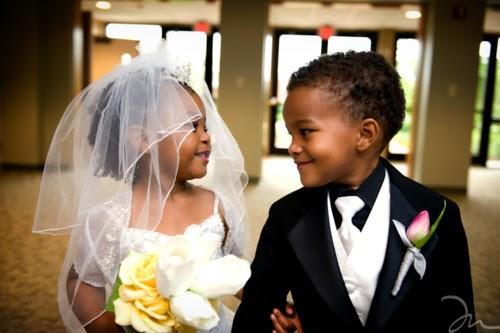 Ilustrasi pernikahan dini
