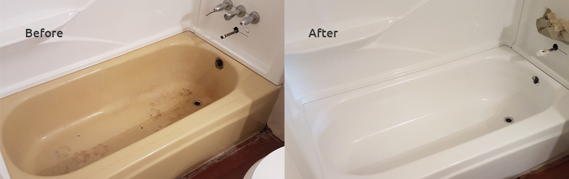 bathroom resurfacing resurface old