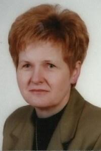 Halina Wójcicka - Skarbnik