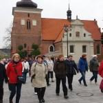 Szlakiem środkowej i dolnej Wisły  26-27-28 kwietnia 2017r.