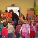 Spotkanie z dziećmi w Przedszkolu nr 6 w Mińsku Mazowieckim